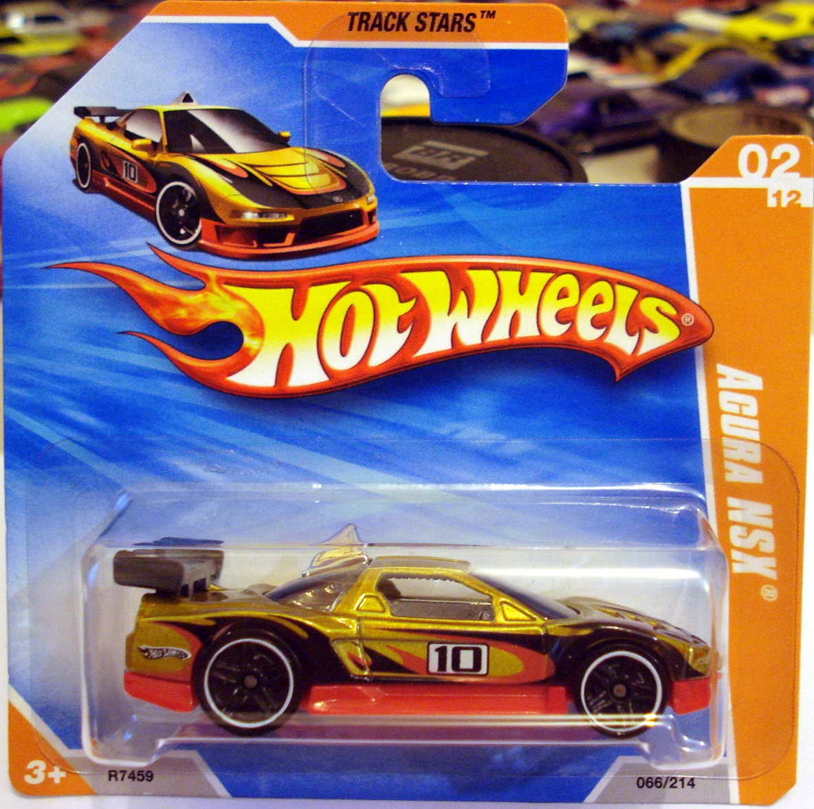 Hot Wheels Addiction