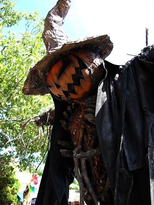 Scarecrow Halloween Decorations