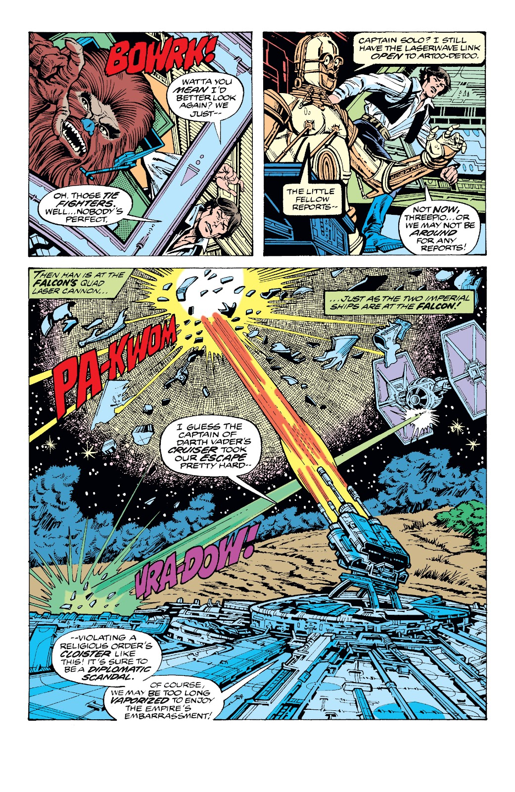 Read online Star Wars Legends: The Original Marvel Years - Epic Collection comic -  Issue # TPB 2 (Part 3) - 82