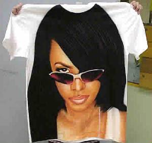 Aaliyah Shirt