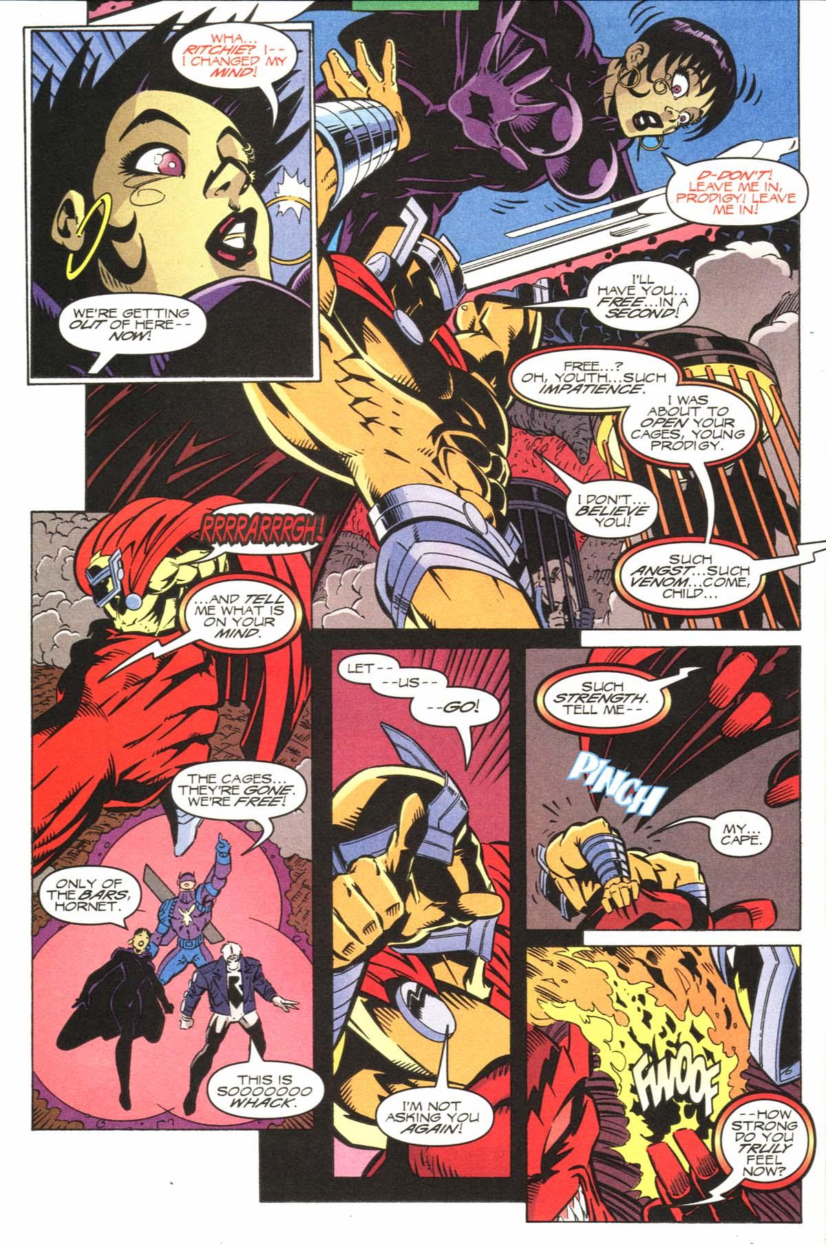 Read online Slingers comic -  Issue #11 - 8