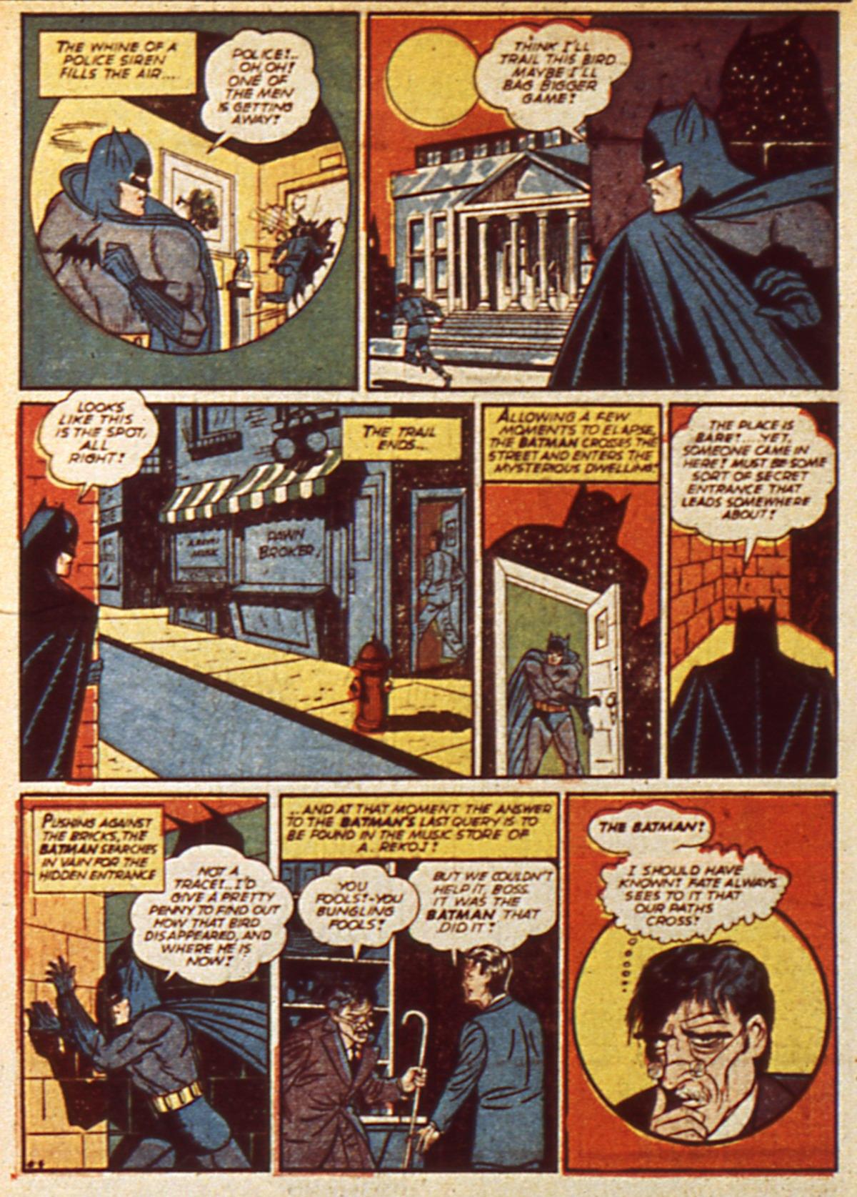 Read online Detective Comics (1937) comic -  Issue #45 - 6