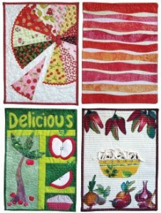CQ Recipe Book Challenge Quilts