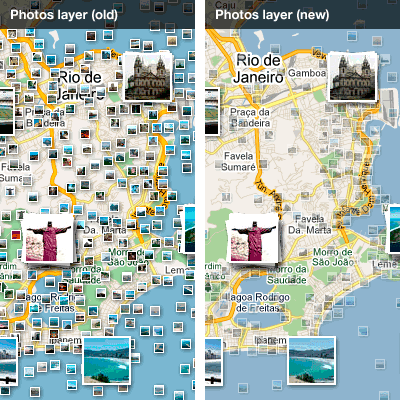 Google Lat Long Revamping The Photo Layer In Google Maps