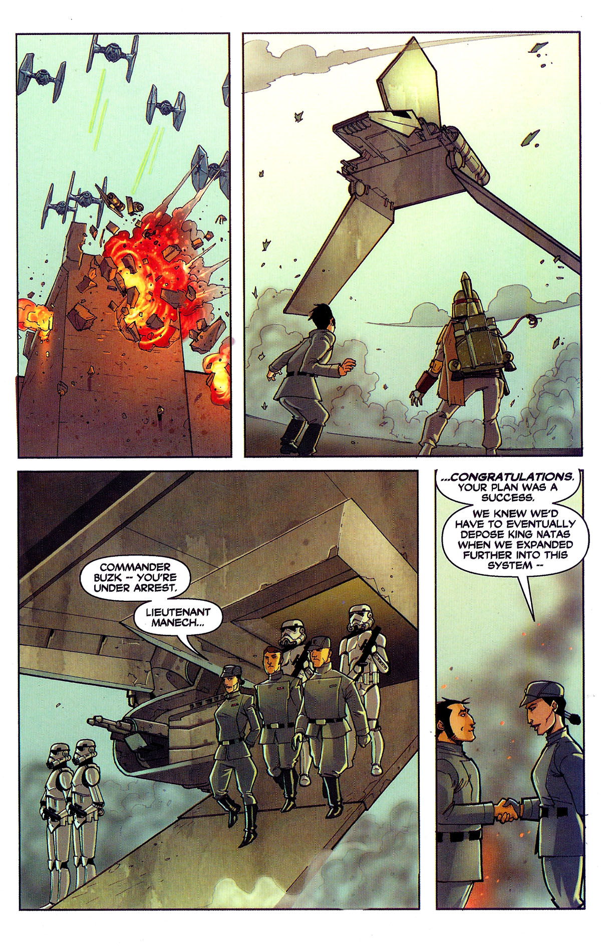 Read online Star Wars Omnibus comic -  Issue # Vol. 12 - 275