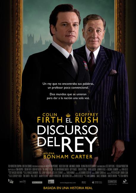 """Cine: """"El Discurso del Rey"""""""