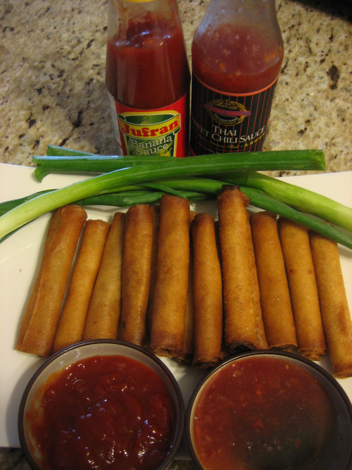 Loom Ang Similar To A Chinese Egg Roll Lumpiang Shanghai Is Great Filipino Finger Food That Mainly Filled With Meat Either Pork Or Beef