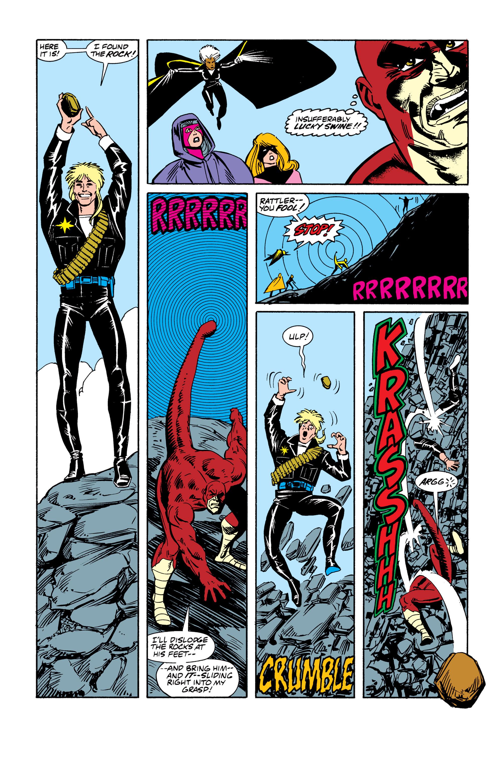 Read online Uncanny X-Men (1963) comic -  Issue # _Annual 13 - 29