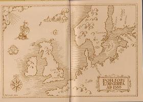Lucia Olavintytar Blogi Lucia Olavintyttaren Eurooppa Kartta