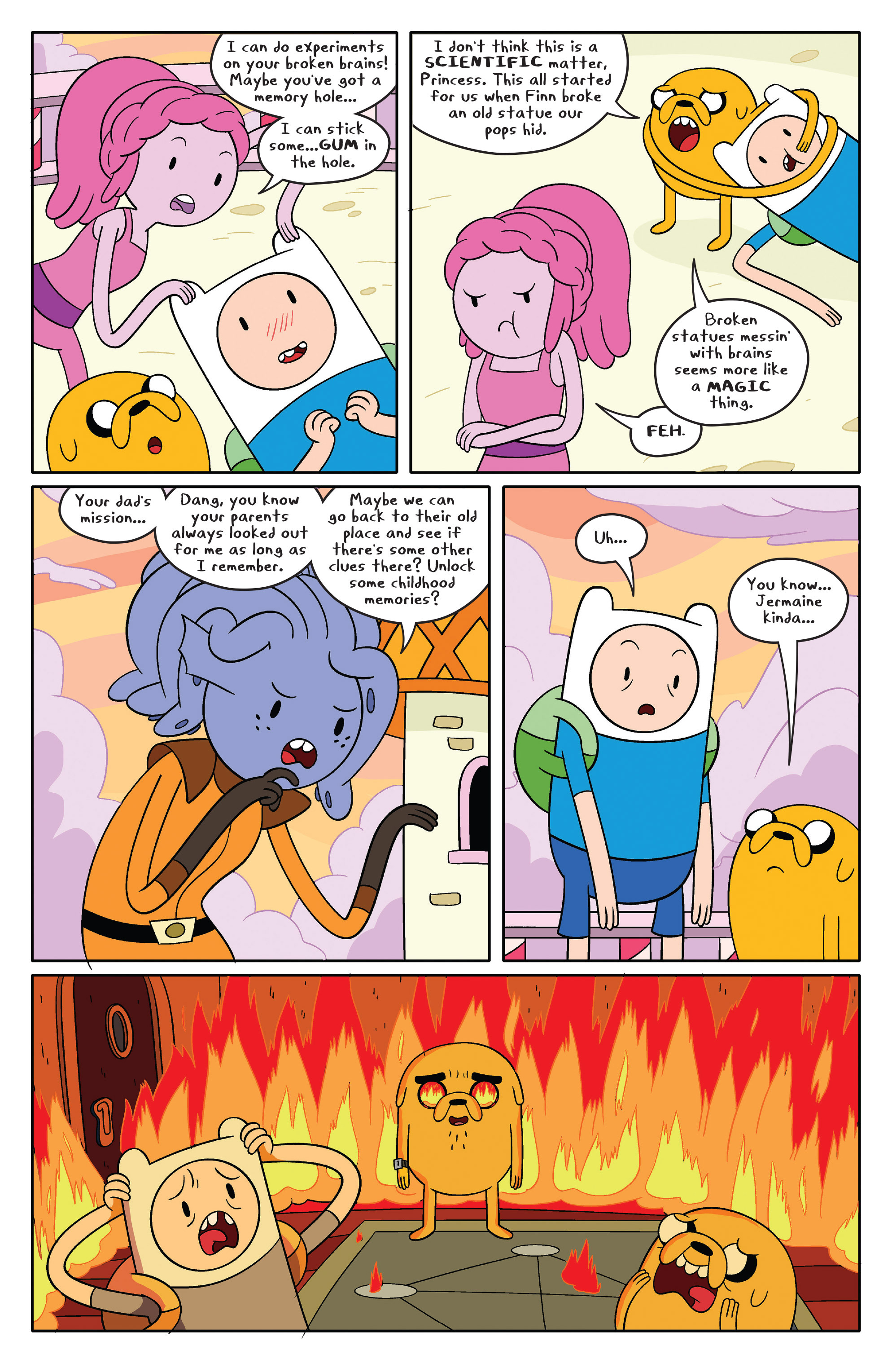 Adventure Time 47 Page 10