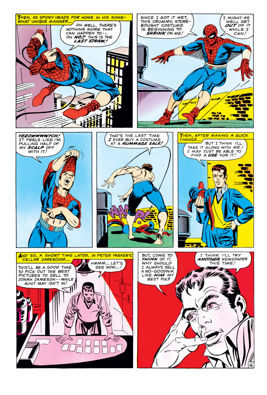 The Amazing Spider-Man (1963) 27 Page 16