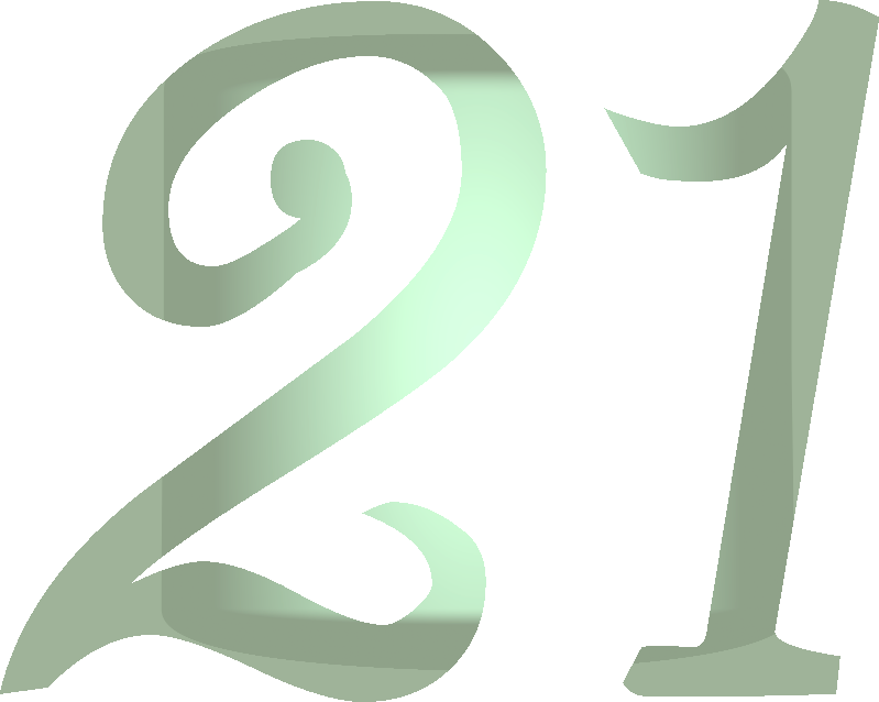 number 21 number 21