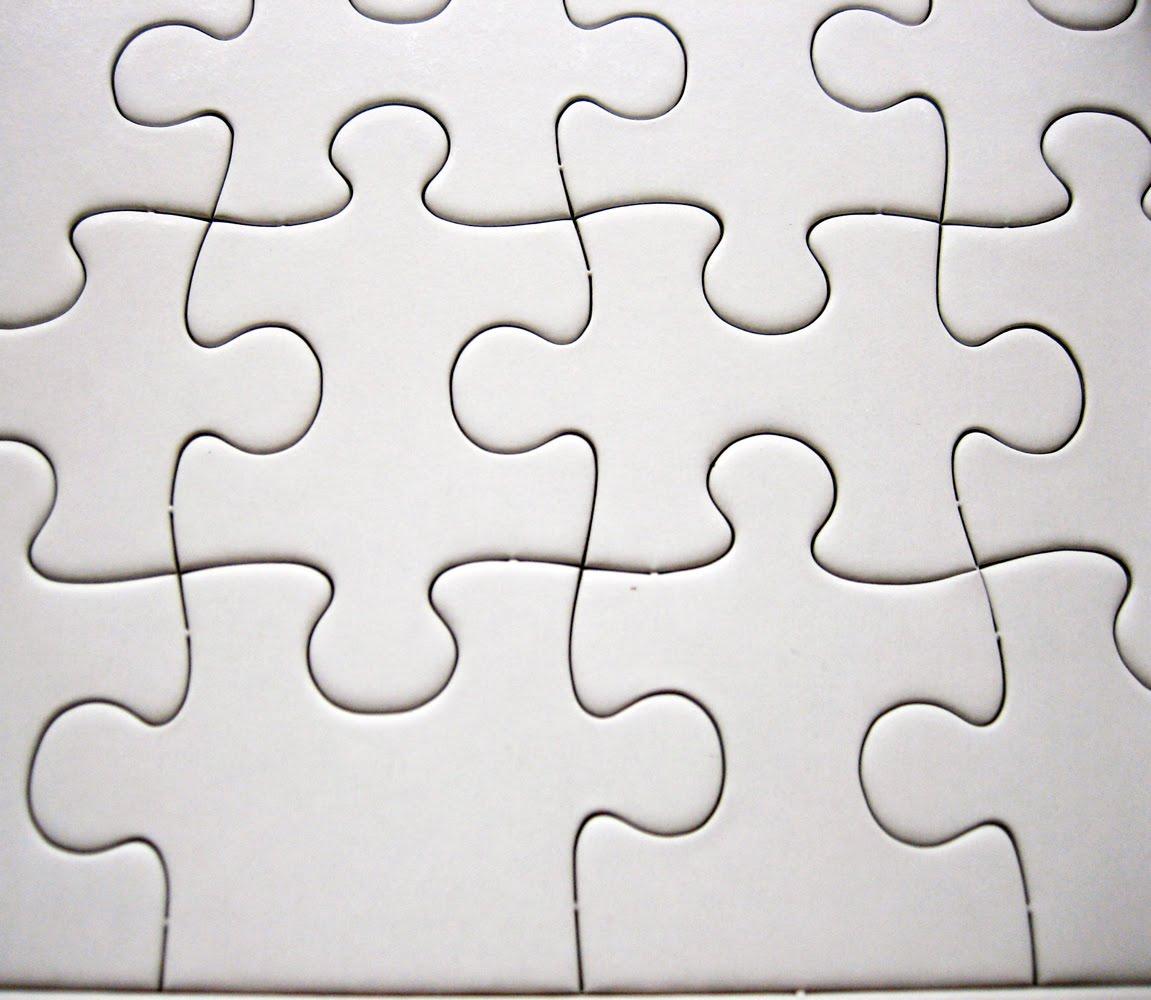 Felt Cafe Paint Your Own Puzzle