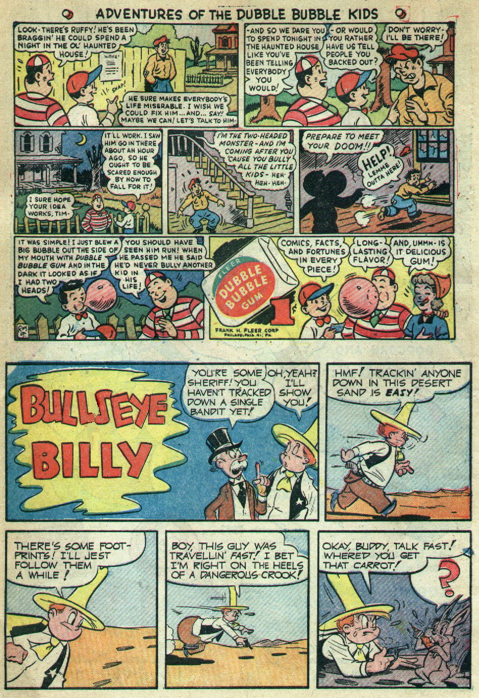 Read online All-Star Western (1951) comic -  Issue #79 - 10