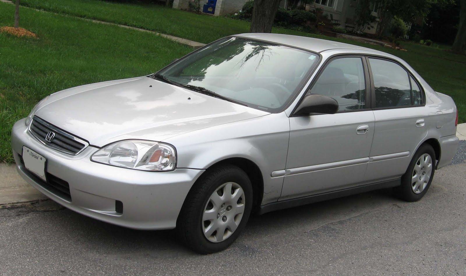 Uma Paix 227 O Carros Honda Civic