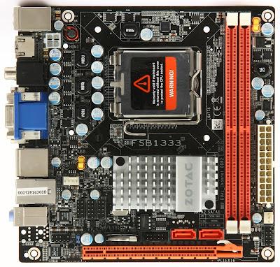 Материнская плата Zotac GeForce 9300-ITX WiFi