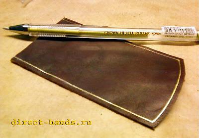 Самодельный чехол для сотового телефона фото 9