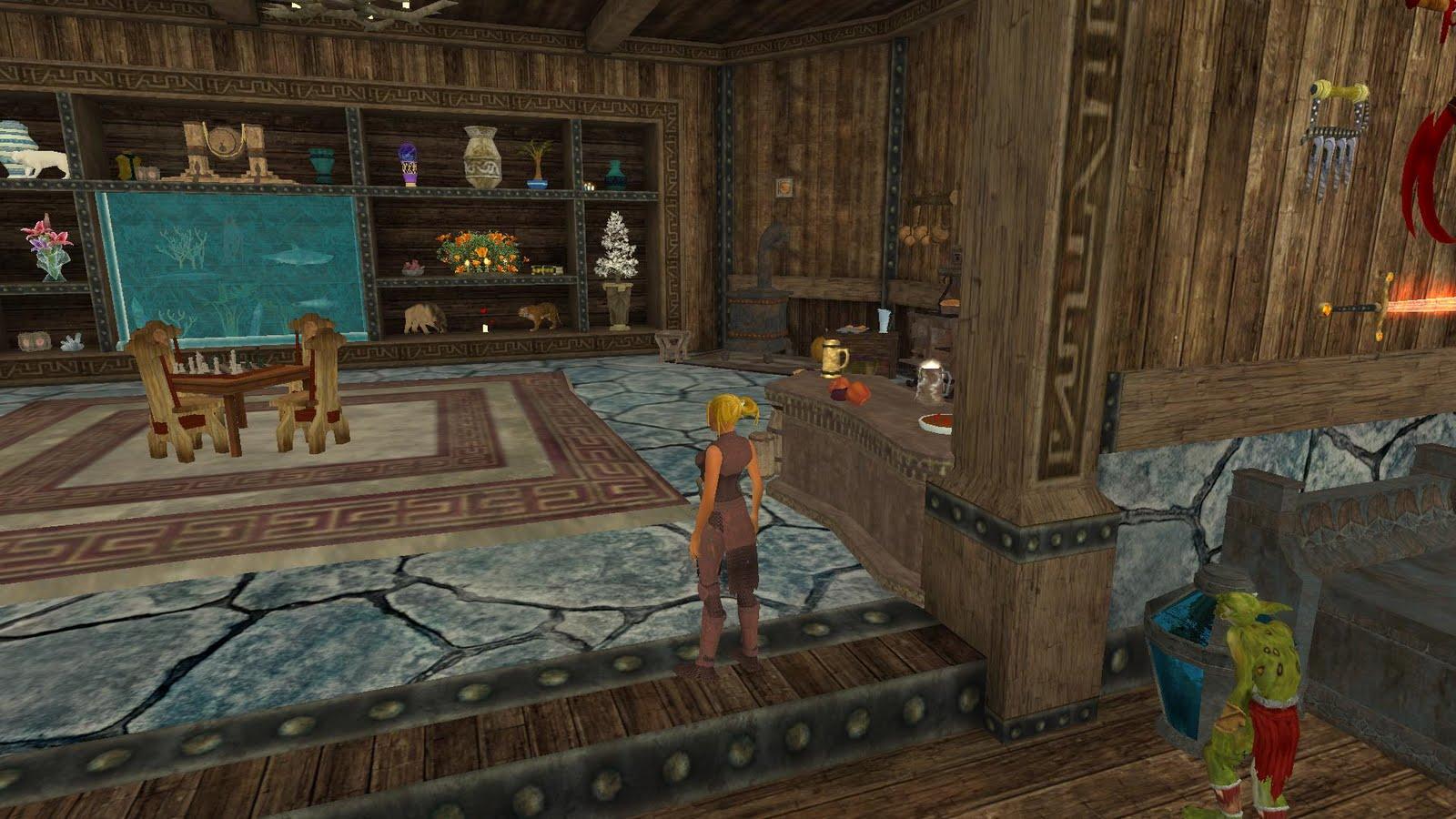 ECTmmo com- MMO Blog: The Adventures of Kaozz   : 4/1/10 - 5