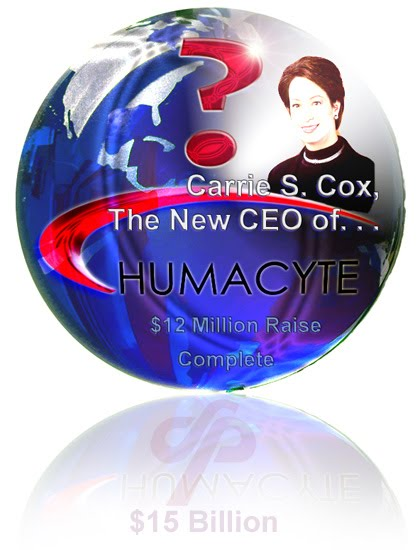 Just A Life Sciences Blog   : My Carrie Cox-Humacyte