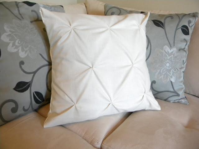 DIY纹理枕头