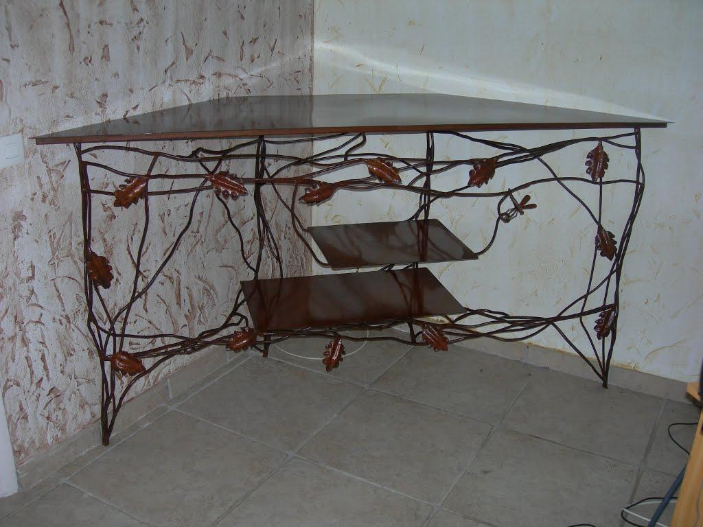 art du fer. Black Bedroom Furniture Sets. Home Design Ideas