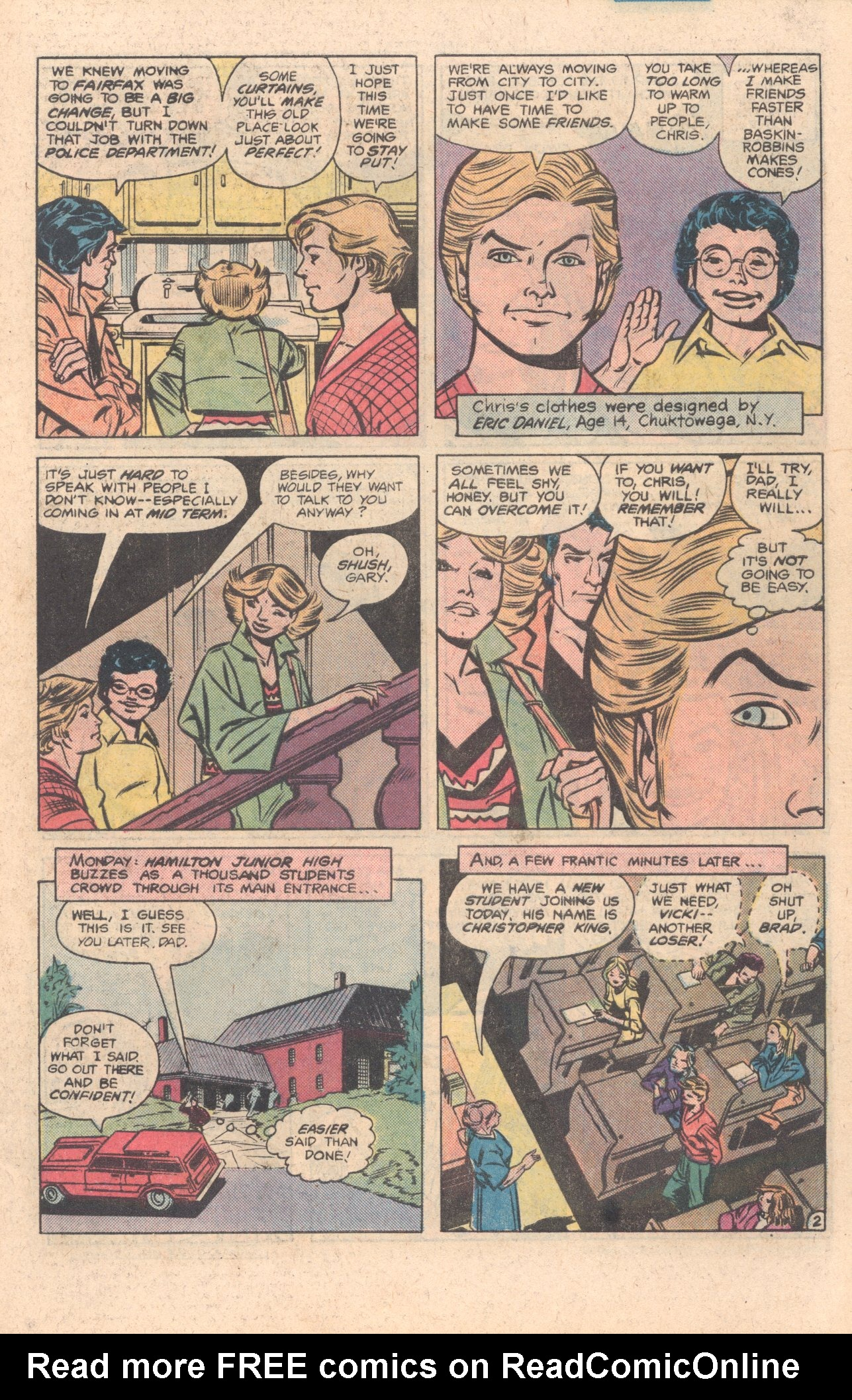 Legion of Super-Heroes (1980) 272 Page 29