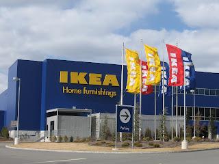 In Around Town Ikea Stoughton Ma