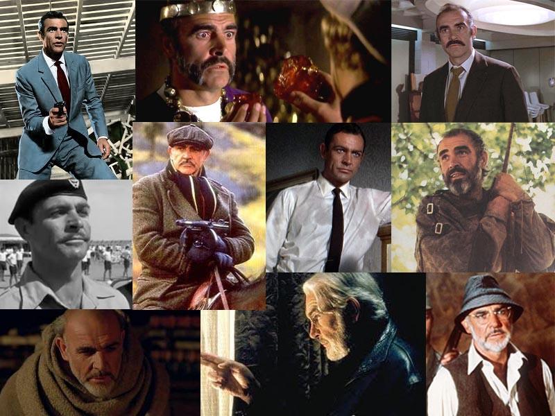 filmes+sean+connery O Cinema de Luto: Morre Sean Connery