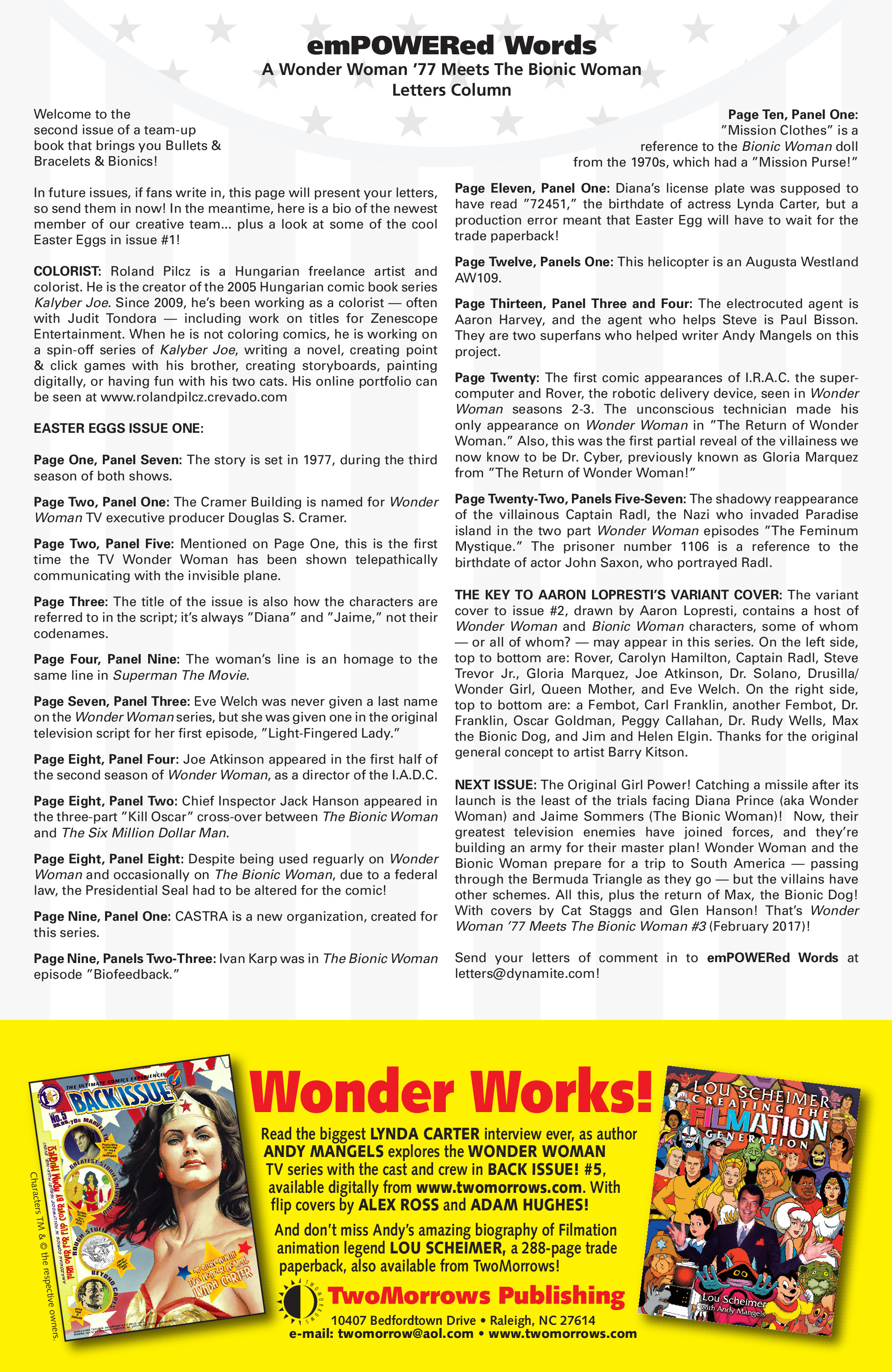 Read online Wonder Woman '77 Meets The Bionic Woman comic -  Issue #2 - 26