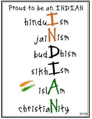 Proud to be an Indian: September 2010