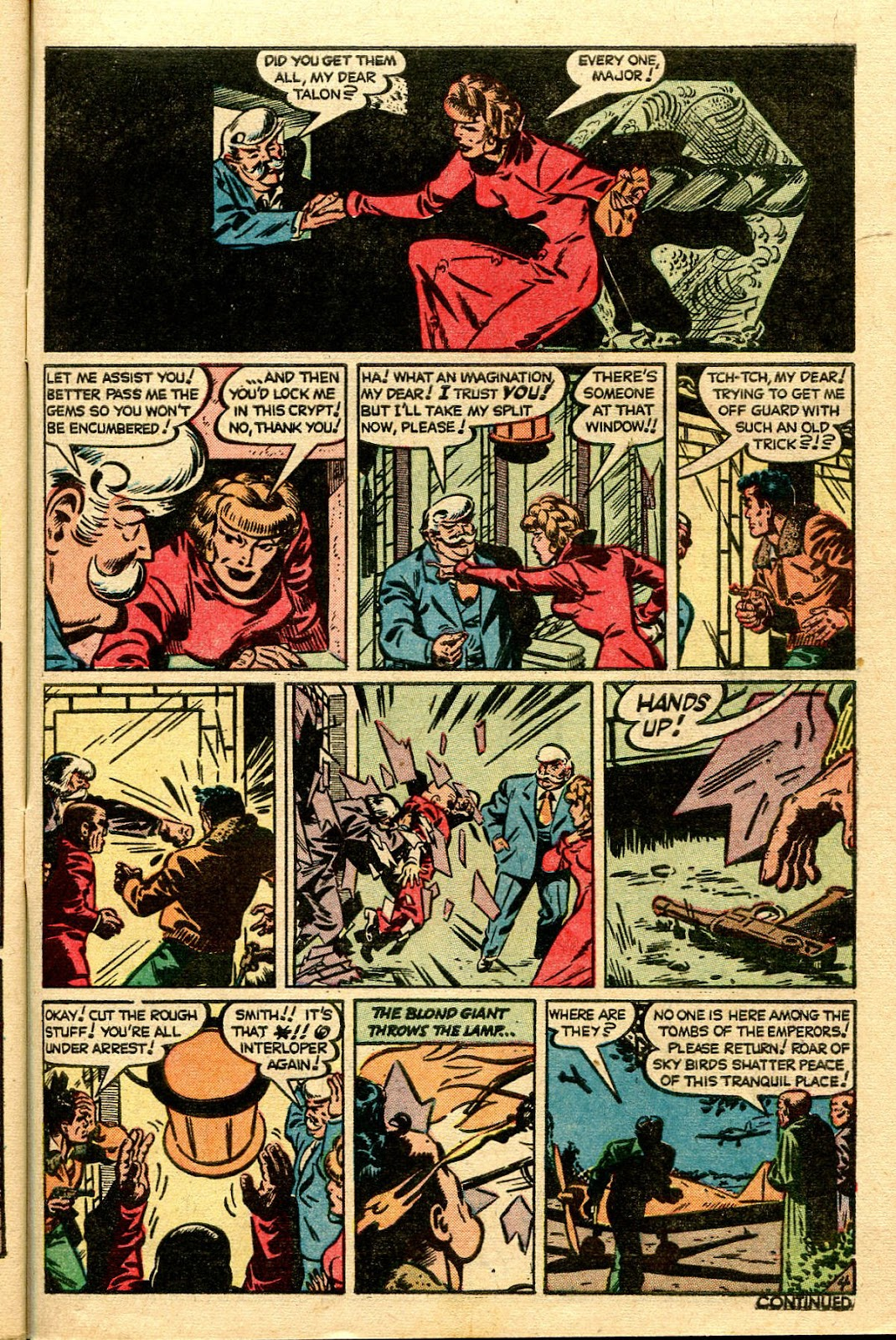 Read online Famous Funnies comic -  Issue #188 - 38