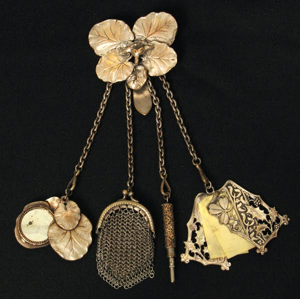 All That Glitters Is Not Gold Chatelaine