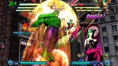 Marvel Vs Capcom 3: Novos personagens