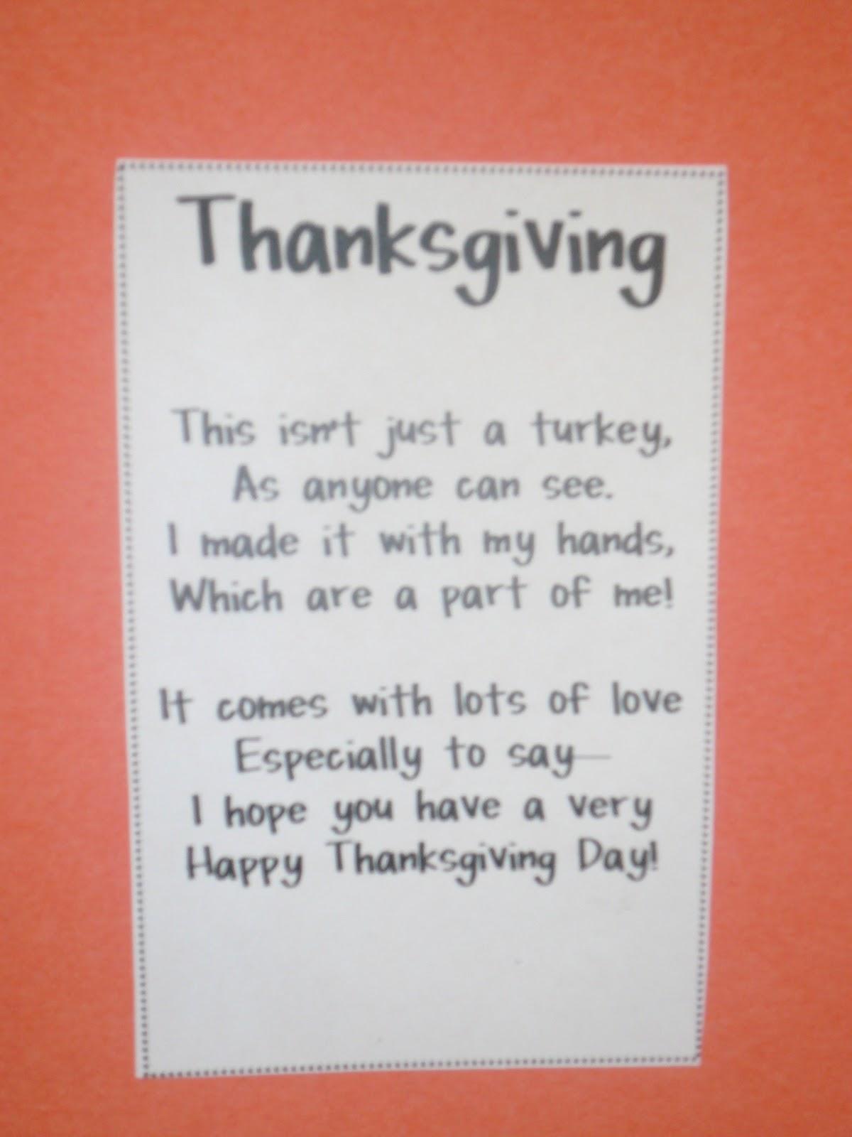 Thankful For Creative Teachers