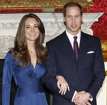 Engagement Of Prince William And Kate Middleton Whilst Watching The News Last Night I Couldn T Help Commenting On Her Hair Quite A Lot