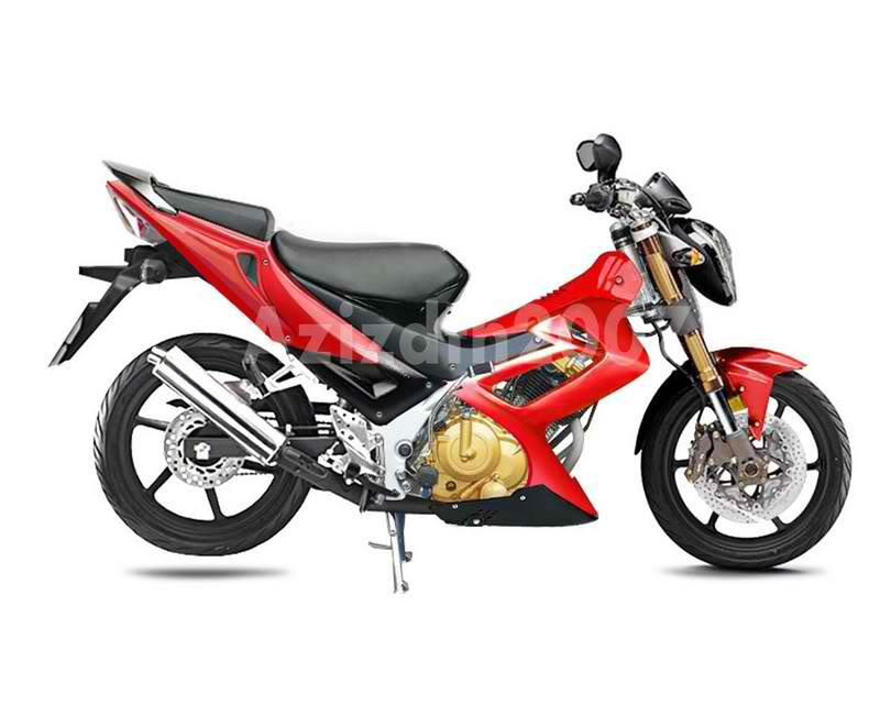 Gambar Modivikasi Motor  Foto Modivikasi Motor Suzuki