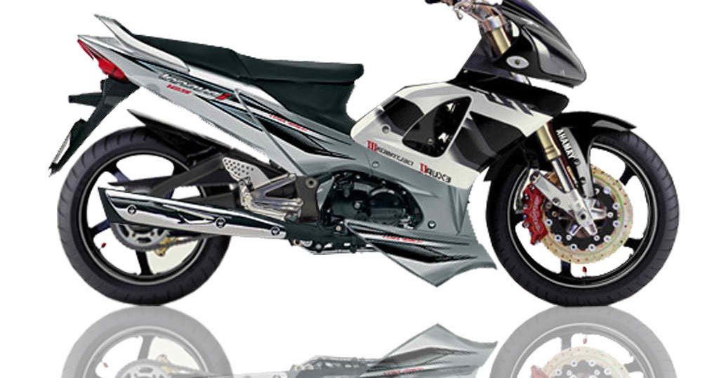 Gambar Motor Honda Matic Spacy