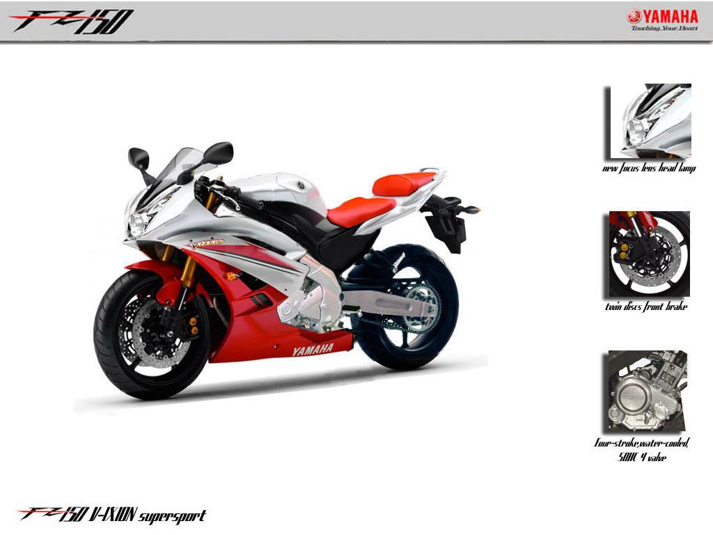 Foto: Modivikasi Yamaha Vixion