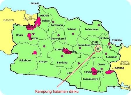 Gambar Peta Kab Majalengka Gambar Peta Indonesia Dunia