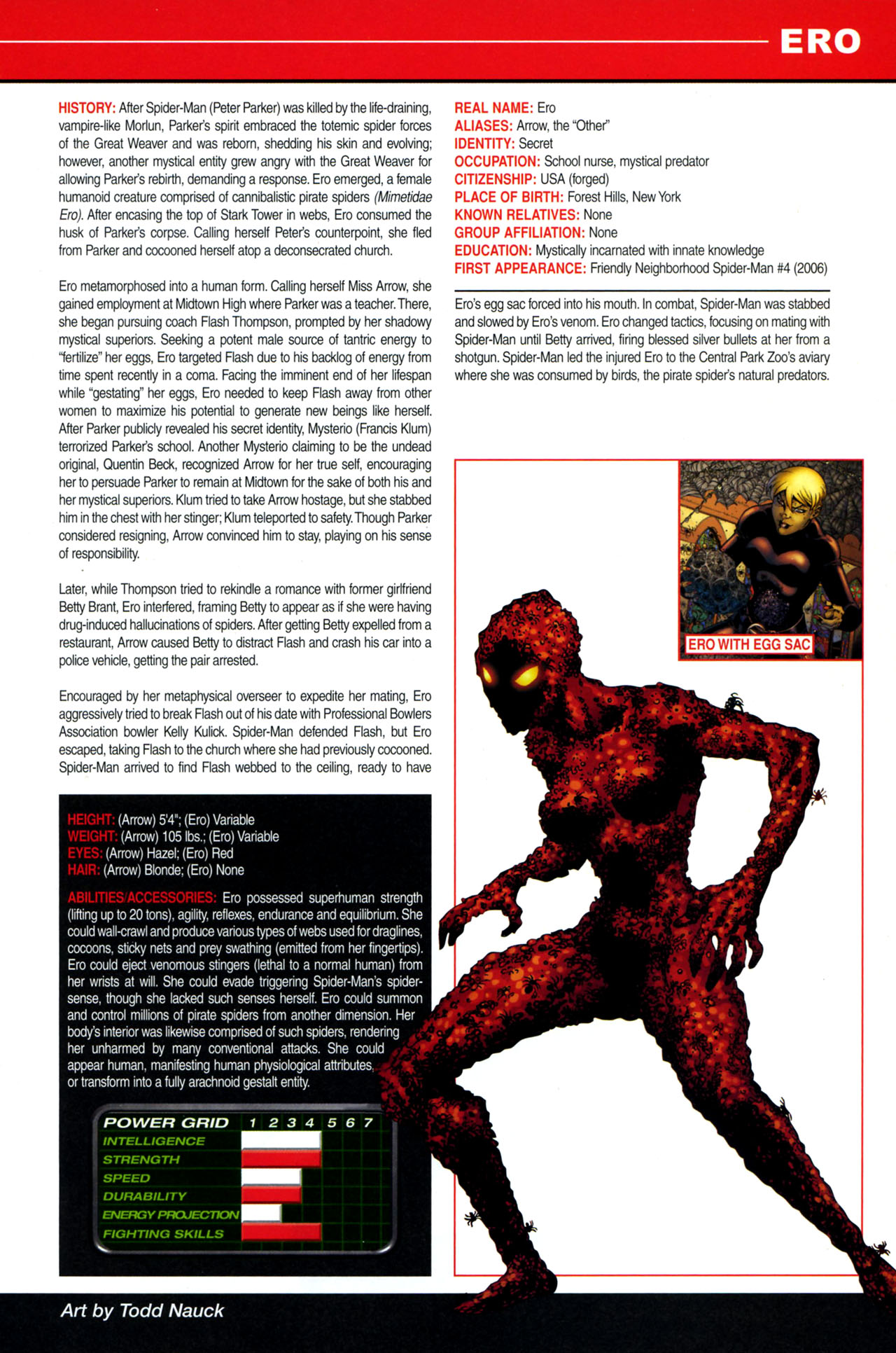 Read online All-New Official Handbook of the Marvel Universe A to Z: Update comic -  Issue #4 - 15