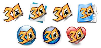 Pere Tutusaus #30 Desktop Icons For Mac OSX - vroom-magazine com