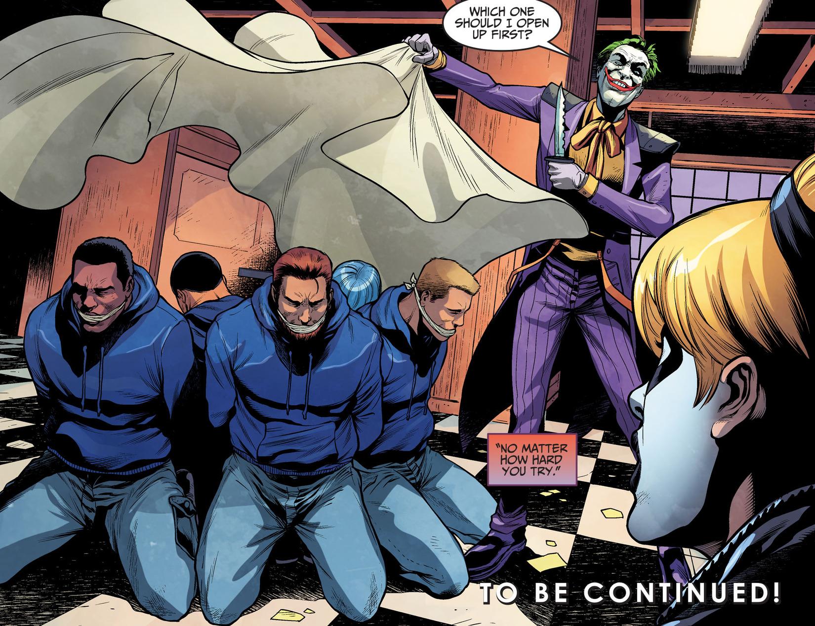 Read online Injustice: Ground Zero comic -  Issue #17 - 22