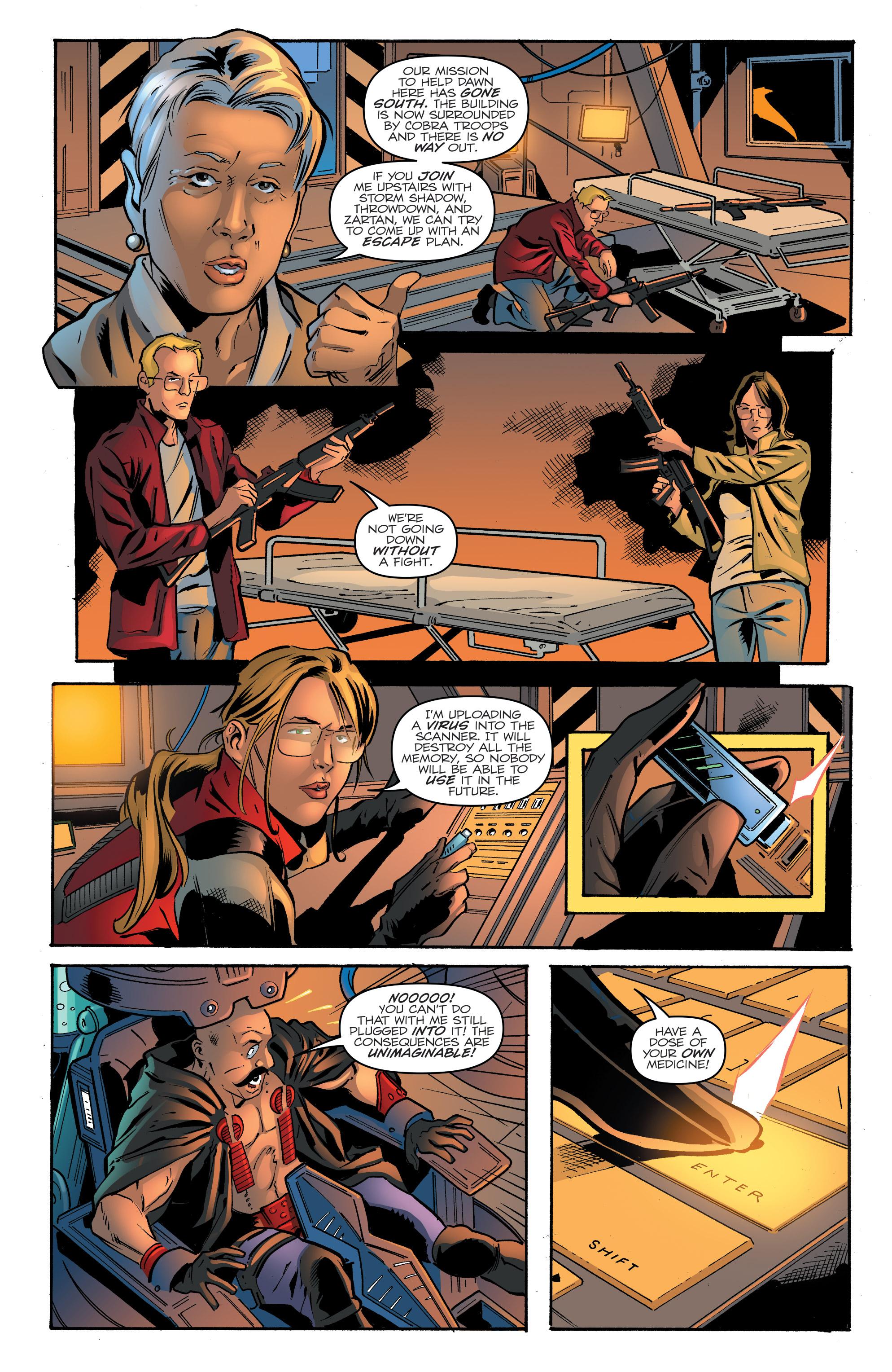 Read online G.I. Joe: A Real American Hero comic -  Issue #240 - 18