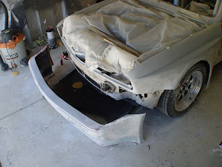 Project e30: Making the bumpers removable