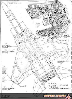 F 15 eagle diagram | Find image