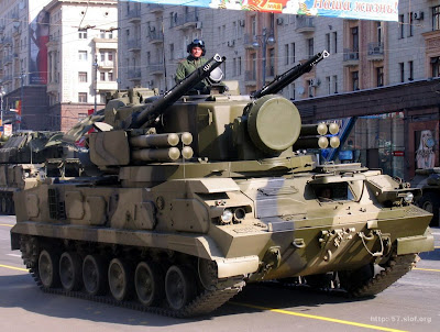 Weapons New Russian Military 41