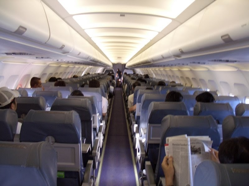 Airplane Pics Valuair Airbus A320 Cabin Interior Pics