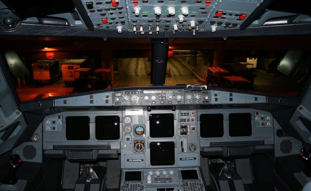 Airplane Pics Airbus A320 Cockpit