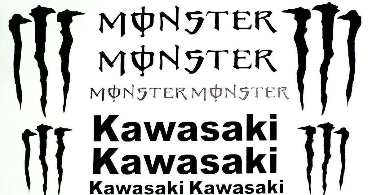 TEAM INNOVA: KIT KAWASAKI MONSTER..