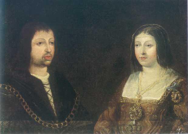 Matrimonio Catolico Entre Primos Hermanos : El matrimonio de los reyes católicos en clase